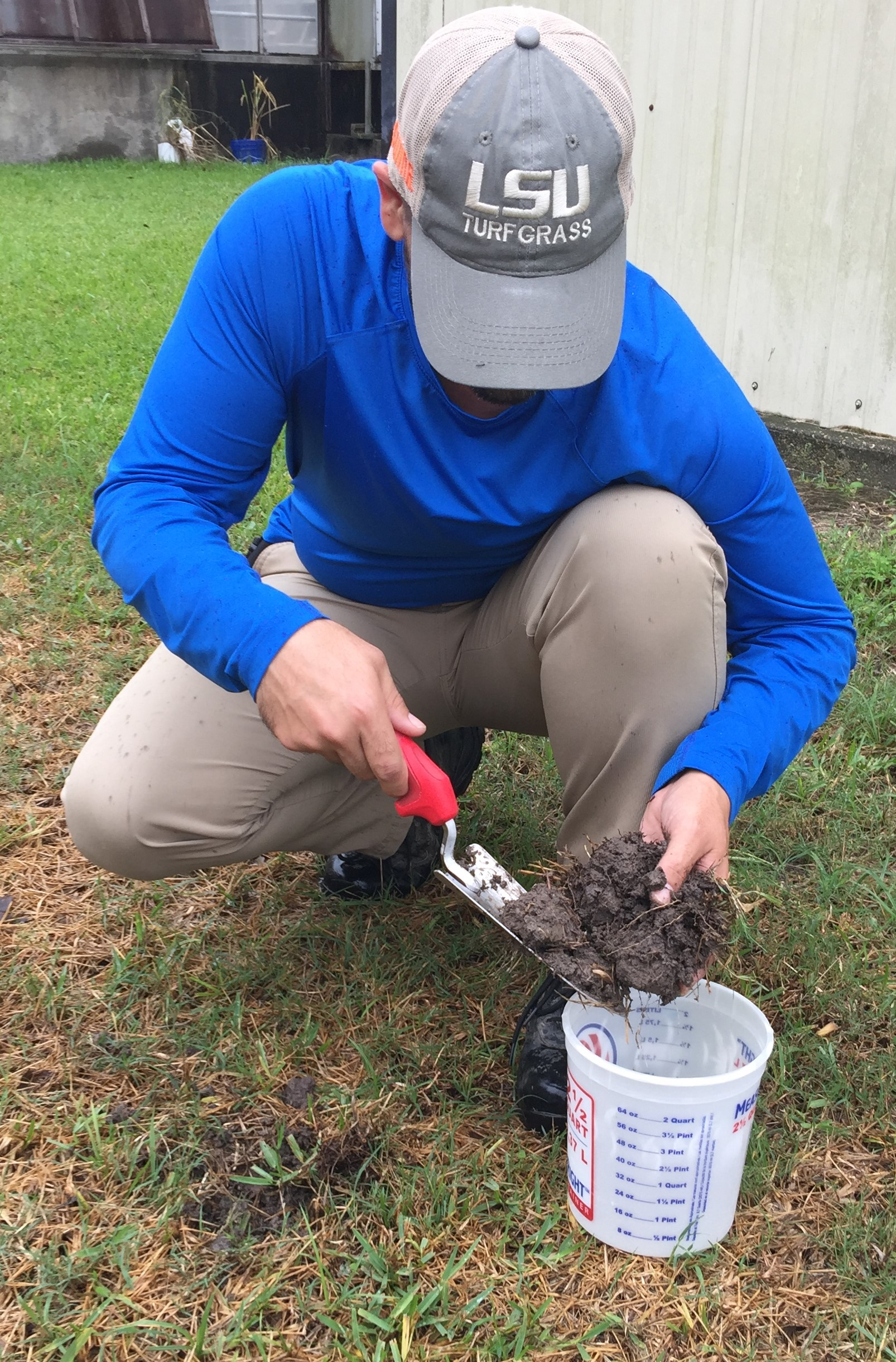 Winter is a great time to submit soil samples to the LSU AgCenter Soil Labjpg