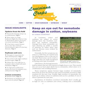 Louisiana Crops newsletter June 2018pdf thumbnail