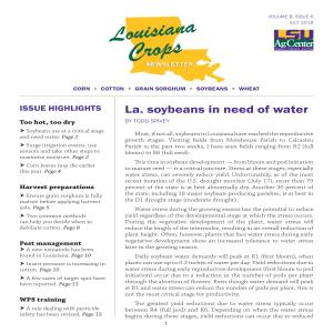 Louisiana Crops newsletter July 2018pdf thumbnail