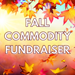 Fall Commodity Fundraiser