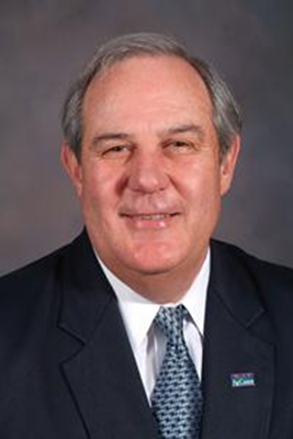 William B. Richardson, director of Louisiana Cooperative Extension Service and LSU Vice President for Agriculture and Dean of College of Agriculture.
