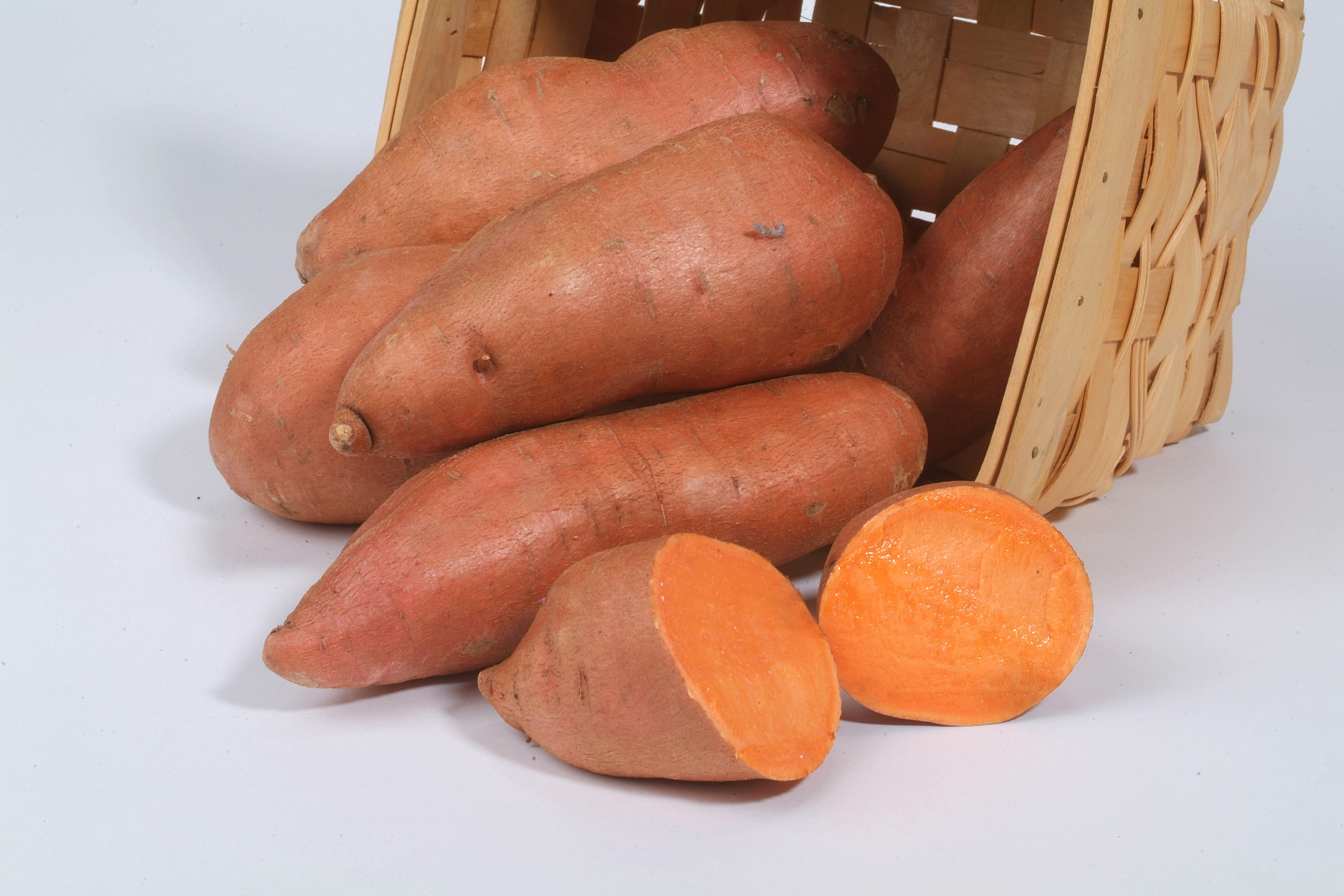 Evangeline sweet potatoes.