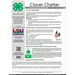 2015-2016 Clover Chatter Newsletters