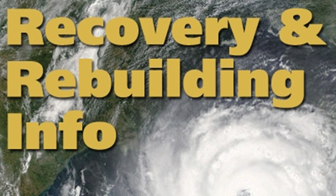 Recovery and Rebuilding Online Info